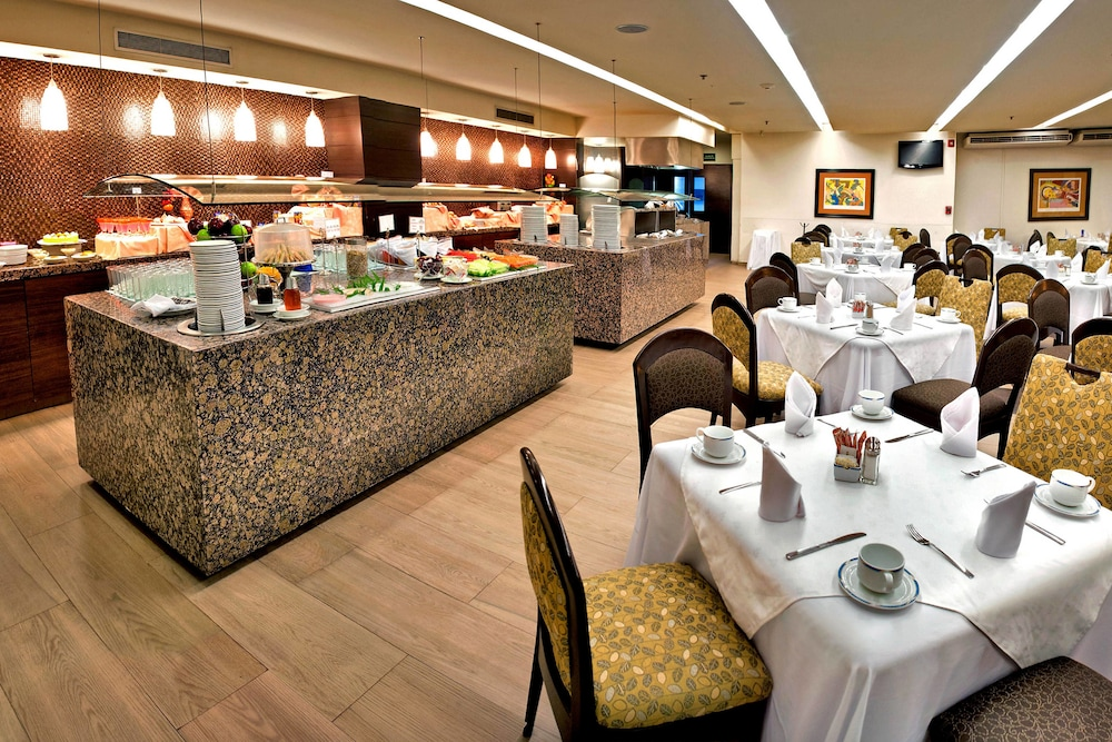 Restaurant, Courtyard by Marriott Mexico City Revolucion