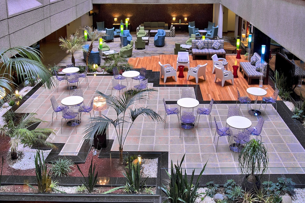 Meeting Facility, Courtyard by Marriott Mexico City Revolucion
