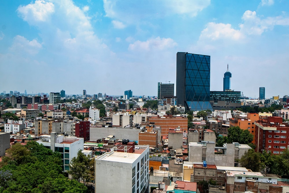 View from Room, Courtyard by Marriott Mexico City Revolucion