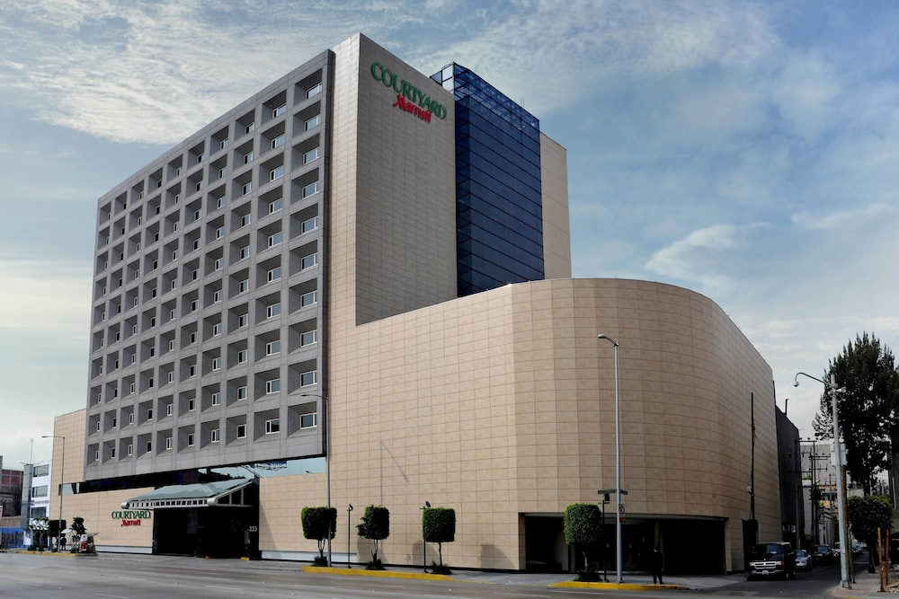 Exterior, Courtyard by Marriott Mexico City Revolucion