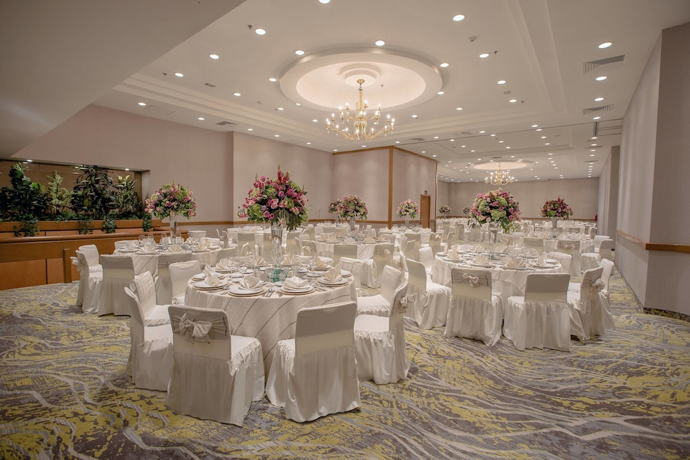 Banquet Hall, Courtyard by Marriott Mexico City Revolucion
