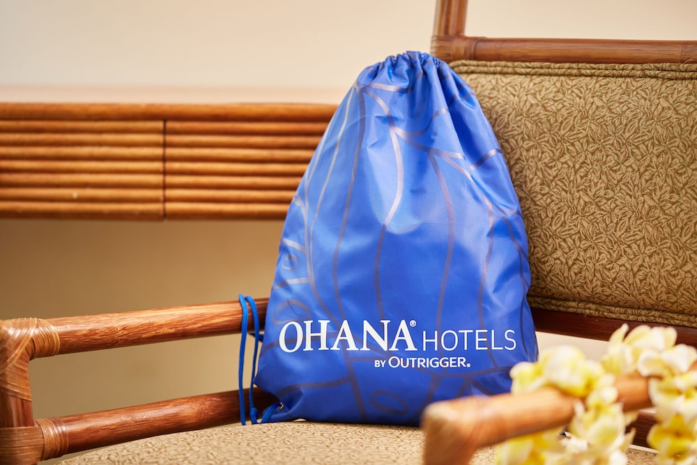 Room Amenity, OHANA Waikiki Malia by Outrigger