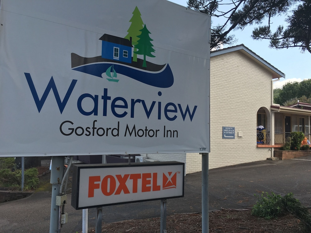 Waterview Gosford Motor Inn Deals Amp Reviews West Gosford