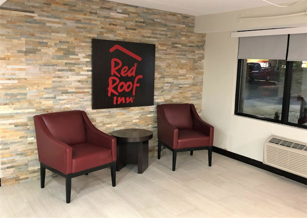 Lobby, Red Roof Inn Greenville