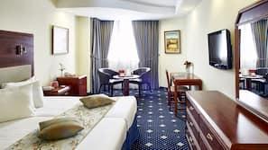 In-room safe, desk, blackout drapes, free rollaway beds