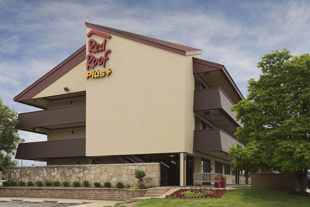 Exterior, Red Roof Inn PLUS+ Chicago - Naperville
