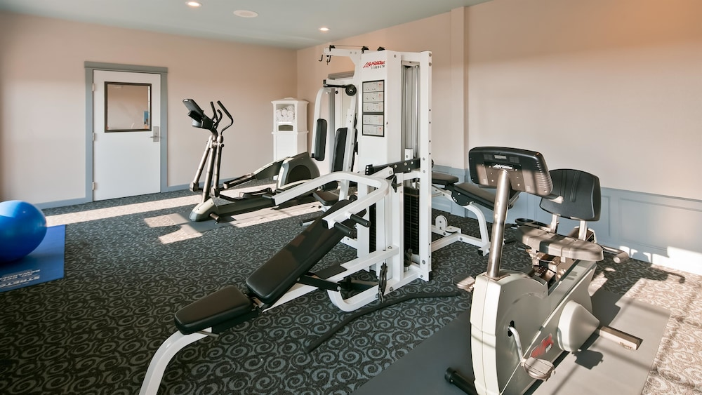 Fitness Facility, Best Western Lighthouse Suites Inn
