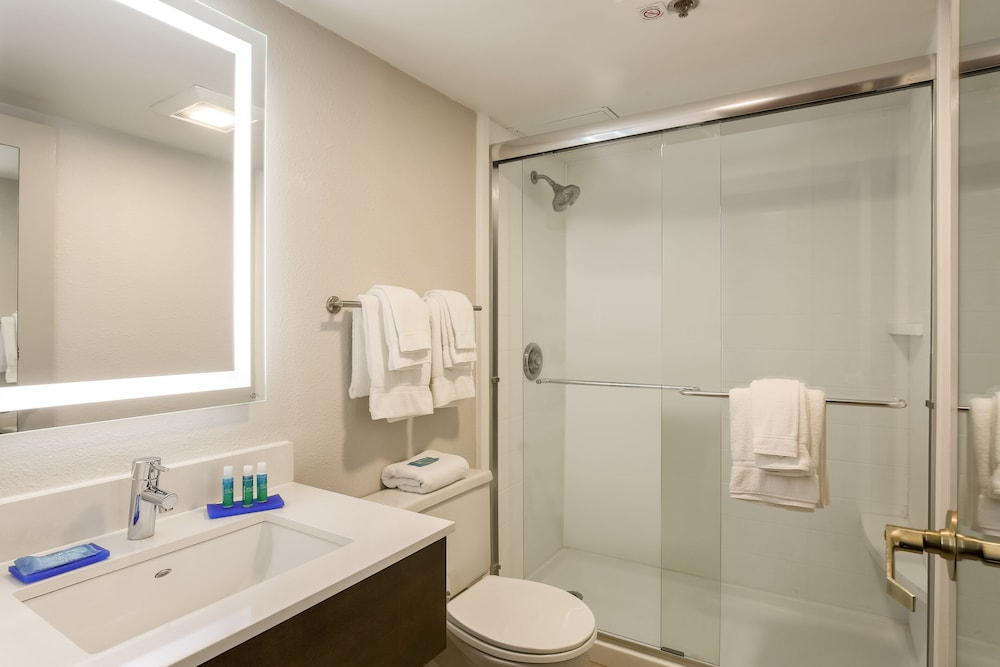 Bathroom, Holiday Inn Express Milwaukee-West Medical Center
