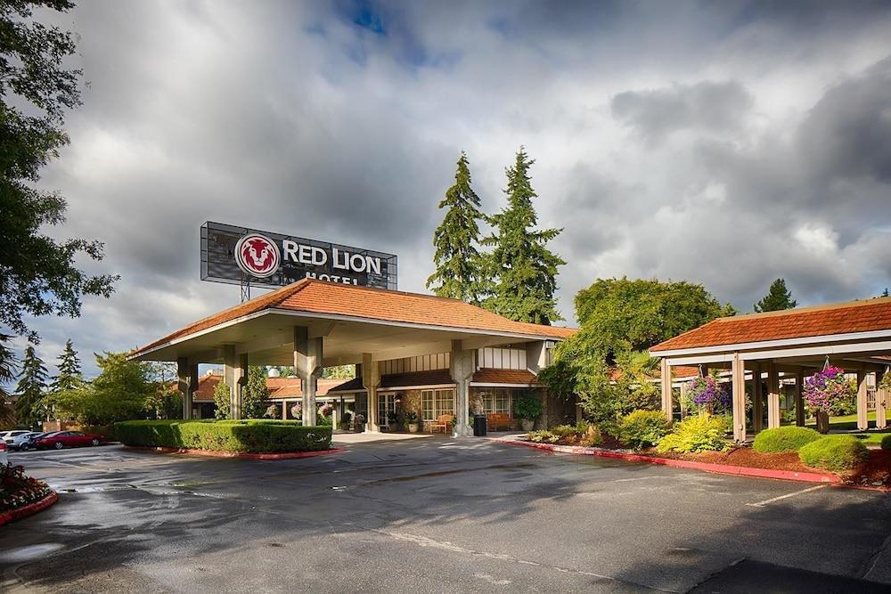 Red Lion Hotel Bellevue Deals Reviews Bellevue United States Of America Wotif