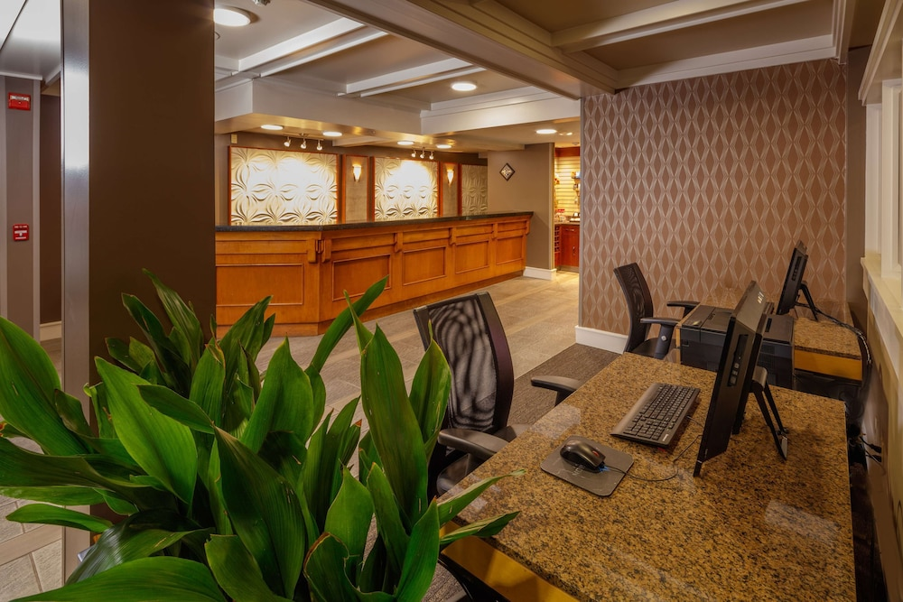 Business Center, Red Lion Hotel Bellevue