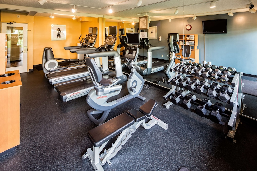Fitness Facility, Red Lion Hotel Bellevue