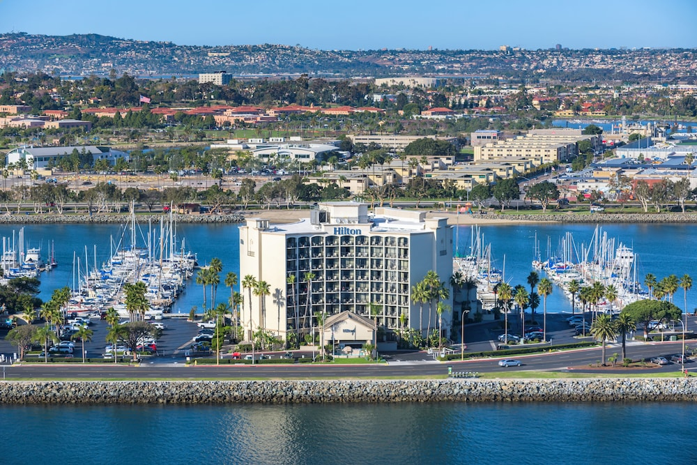 Front of Property, Hilton San Diego Airport/Harbor Island