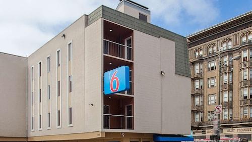 モーテル 6 サンフランシスコ ダウンタウン