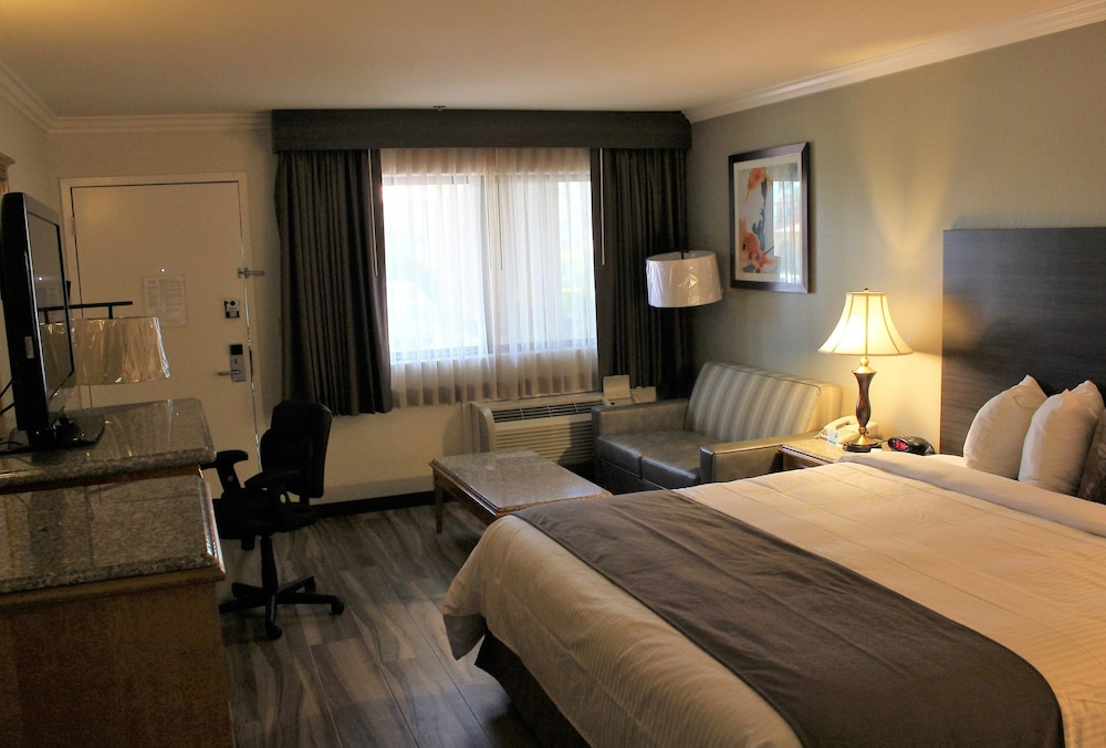 Room, Best Western Plus Orange County Airport North