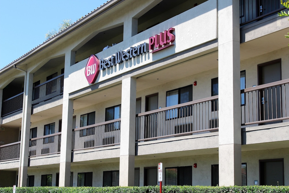 Front of Property, Best Western Plus Orange County Airport North