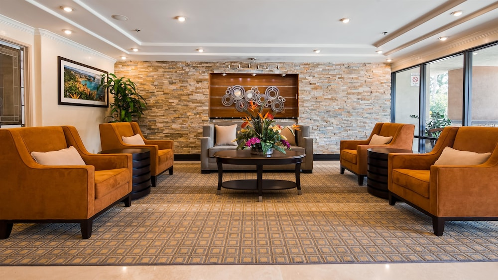 Lobby, Best Western Plus Orange County Airport North