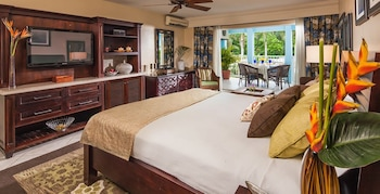Caribbean Luxury Family Sized Room Double - Guestroom