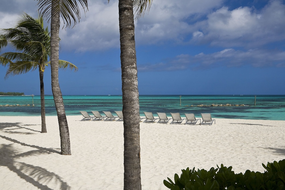 Beach, Melia Nassau Beach - All Inclusive