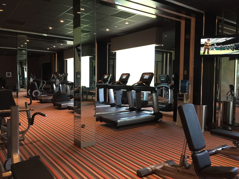 Gym, Melia Nassau Beach - All Inclusive
