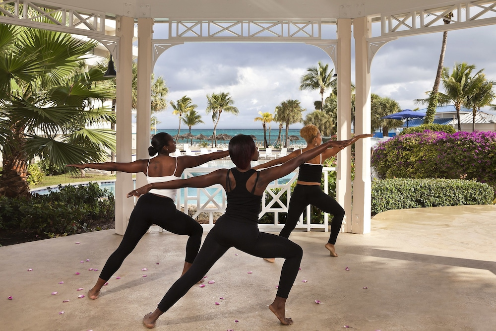 Yoga, Melia Nassau Beach - All Inclusive