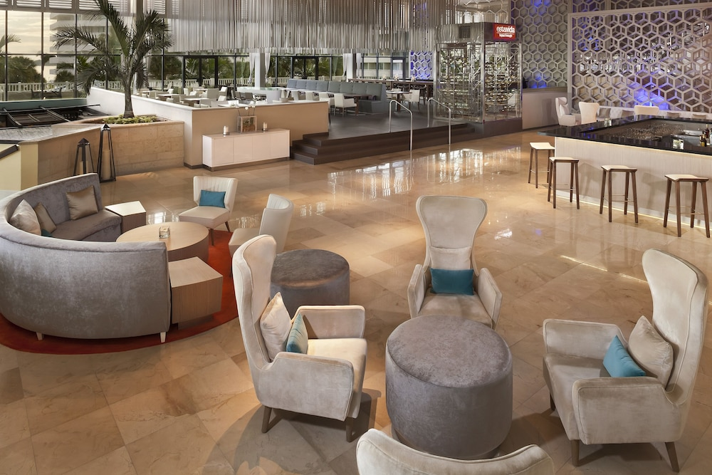 Lobby Lounge, Melia Nassau Beach - All Inclusive