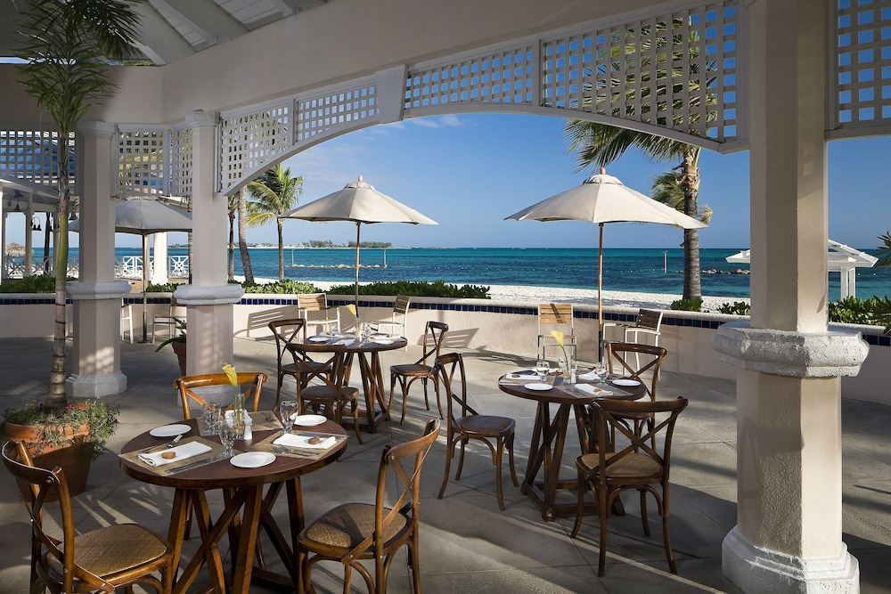 Outdoor Dining, Melia Nassau Beach - All Inclusive