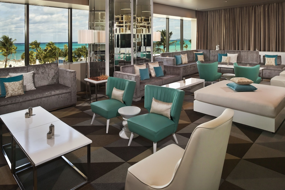 Executive Lounge, Melia Nassau Beach - All Inclusive