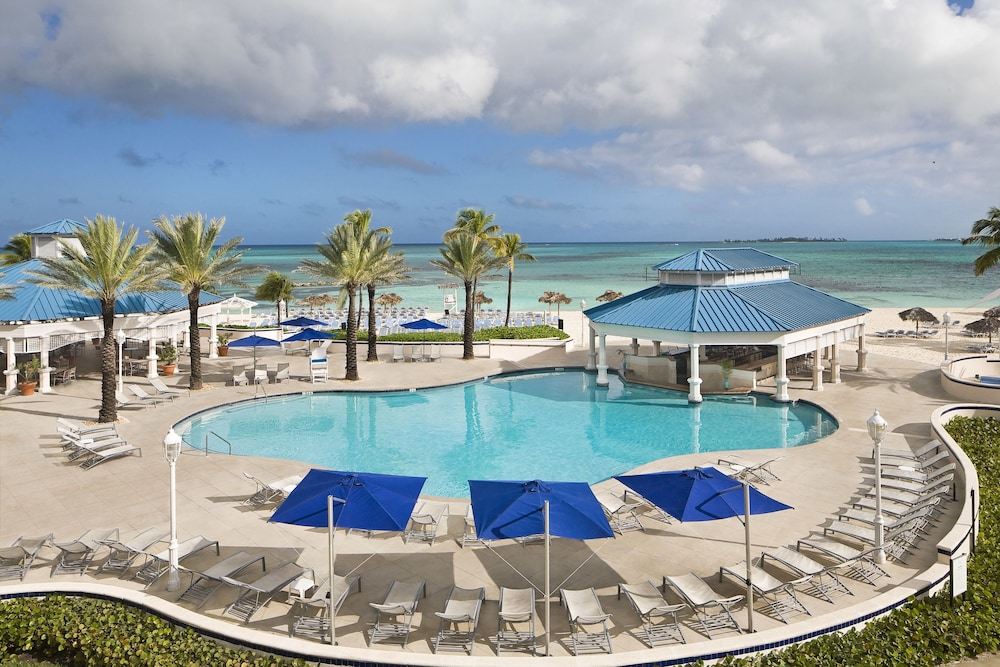 View from Room, Melia Nassau Beach - All Inclusive