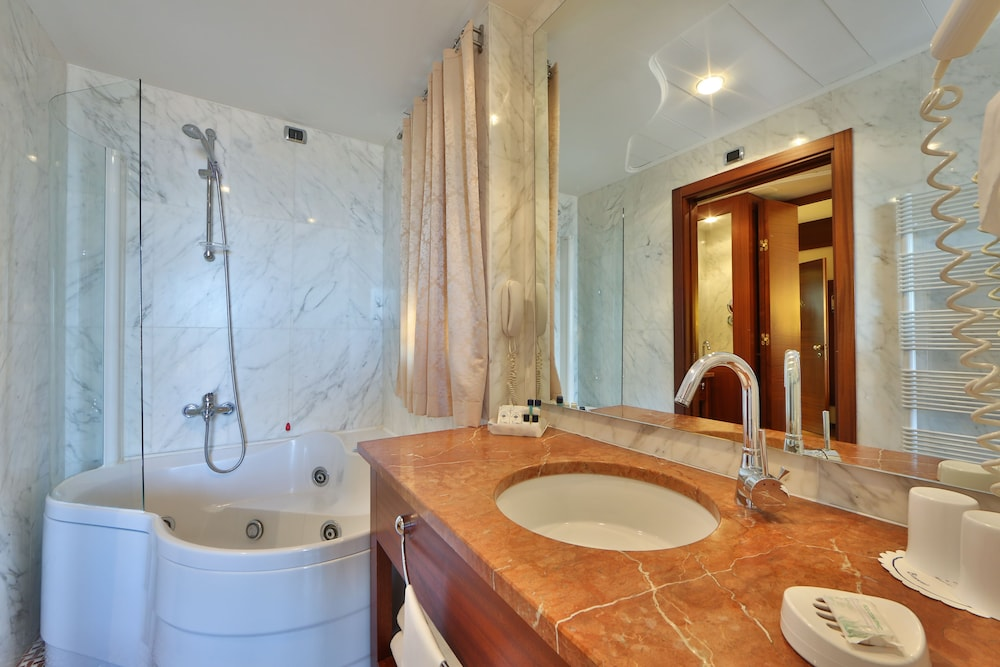 Bathroom, Best Western Hotel Nazionale