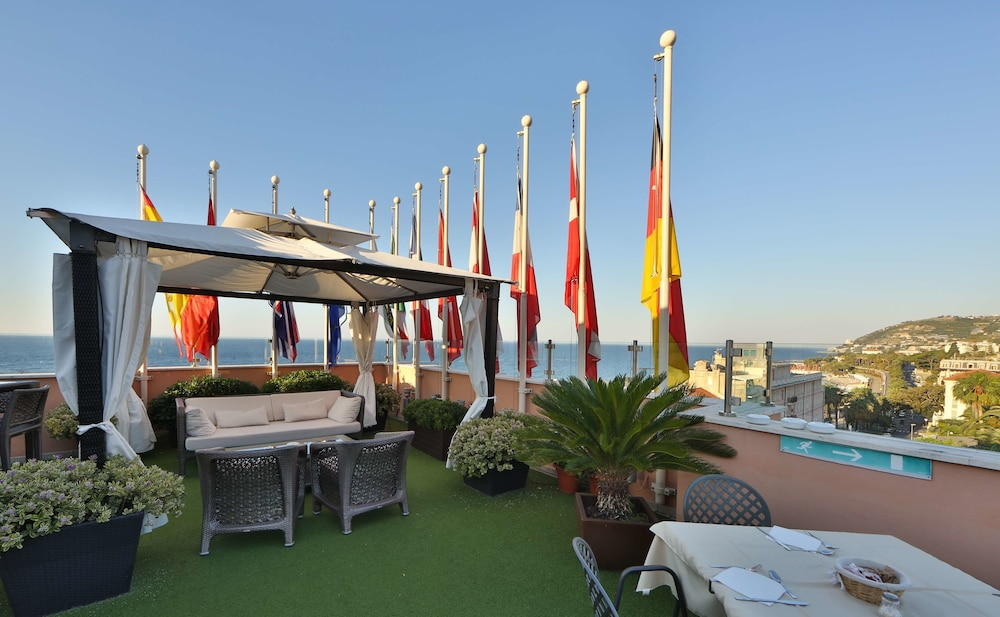 Terrace/Patio, Best Western Hotel Nazionale