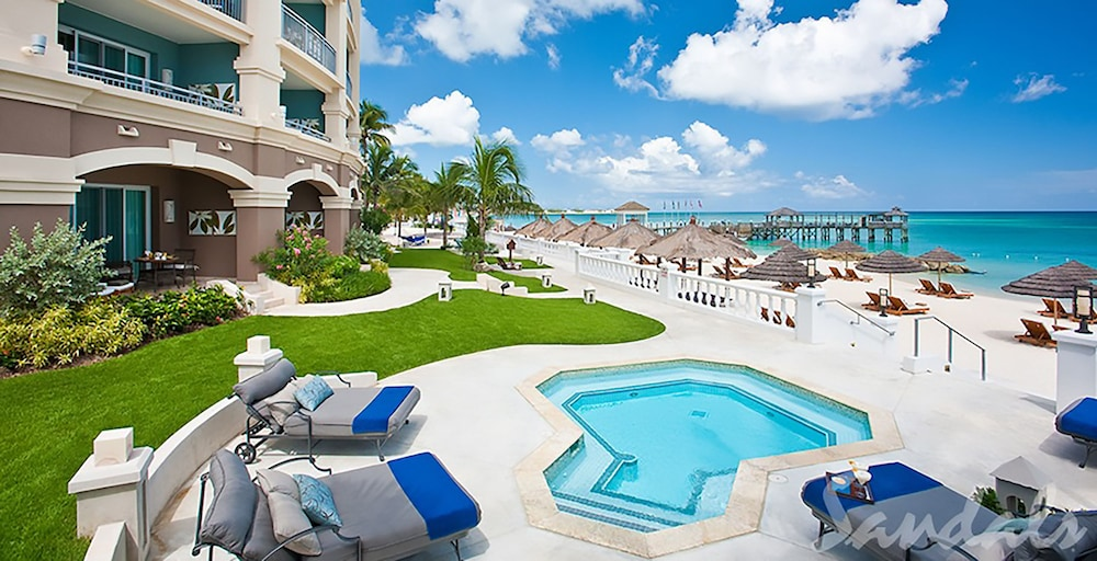 View from Room, Sandals Royal Bahamian - ALL INCLUSIVE Couples Only