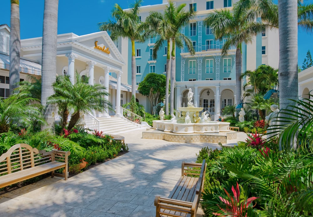 Exterior detail, Sandals Royal Bahamian - ALL INCLUSIVE Couples Only