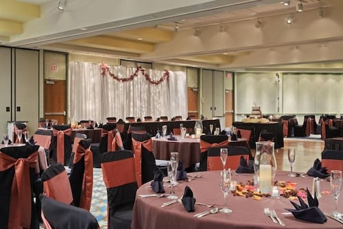 Ballroom, Radisson Hotel at The University of Toledo