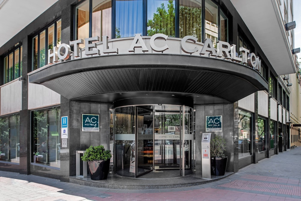 Exterior, AC Hotel Carlton Madrid by Marriott