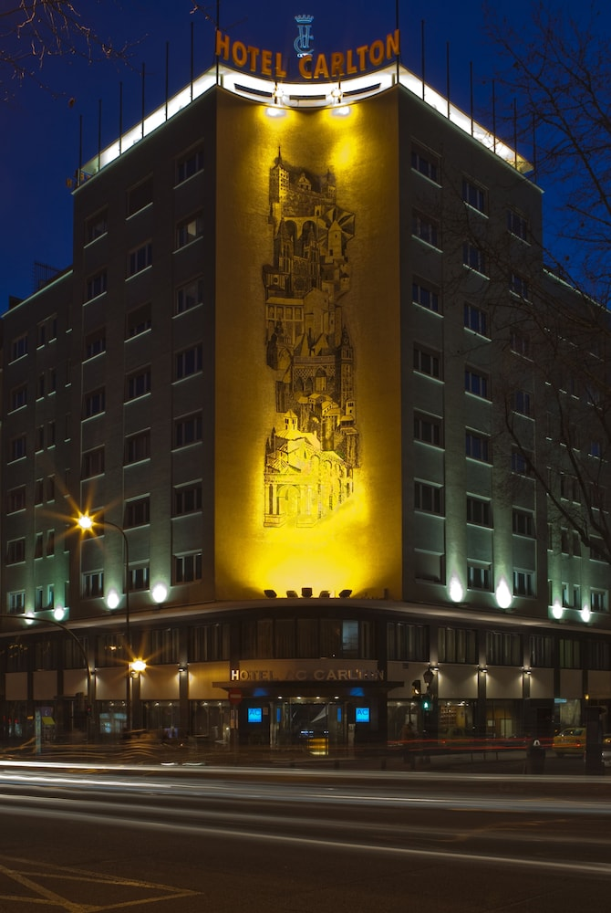 Front of Property - Evening/Night, AC Hotel Carlton Madrid by Marriott