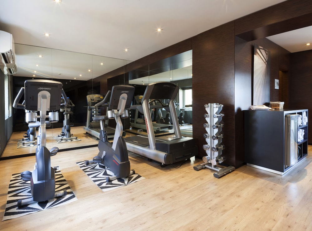 Gym, AC Hotel Carlton Madrid by Marriott