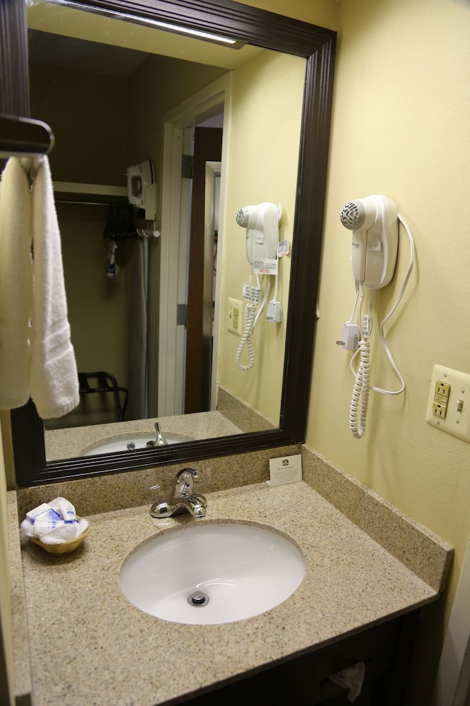 Bathroom, Clarion Hotel Conference Center - South