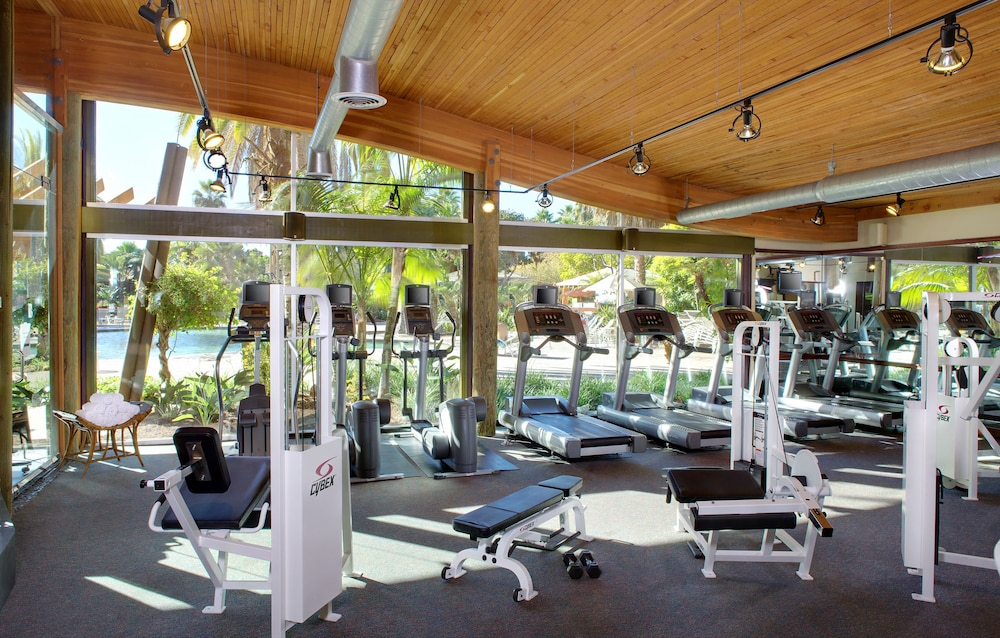 Fitness Facility, Paradise Point Resort & Spa