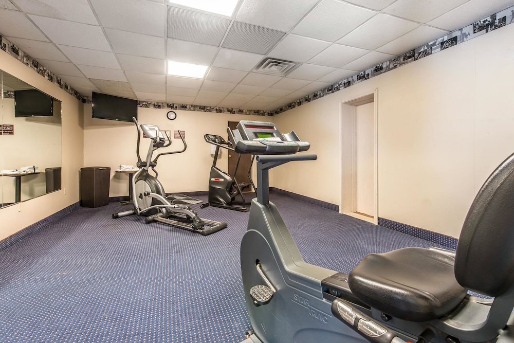 Fitness Facility, Quality Inn Somerset