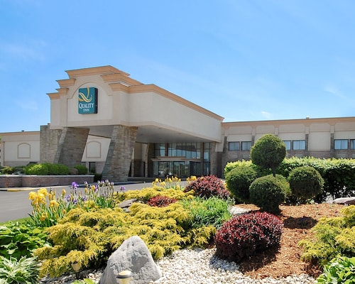 Check Expedia for Availability of Quality Inn Somerset