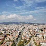 Utsikt mot staden
