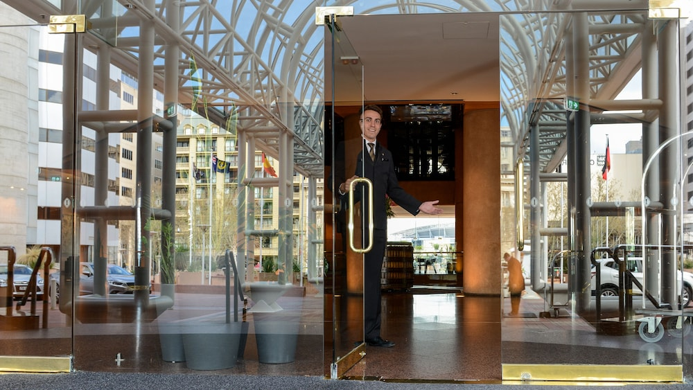 Property Entrance, InterContinental Adelaide