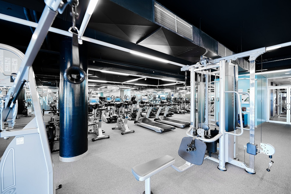 Fitness Facility, InterContinental Adelaide