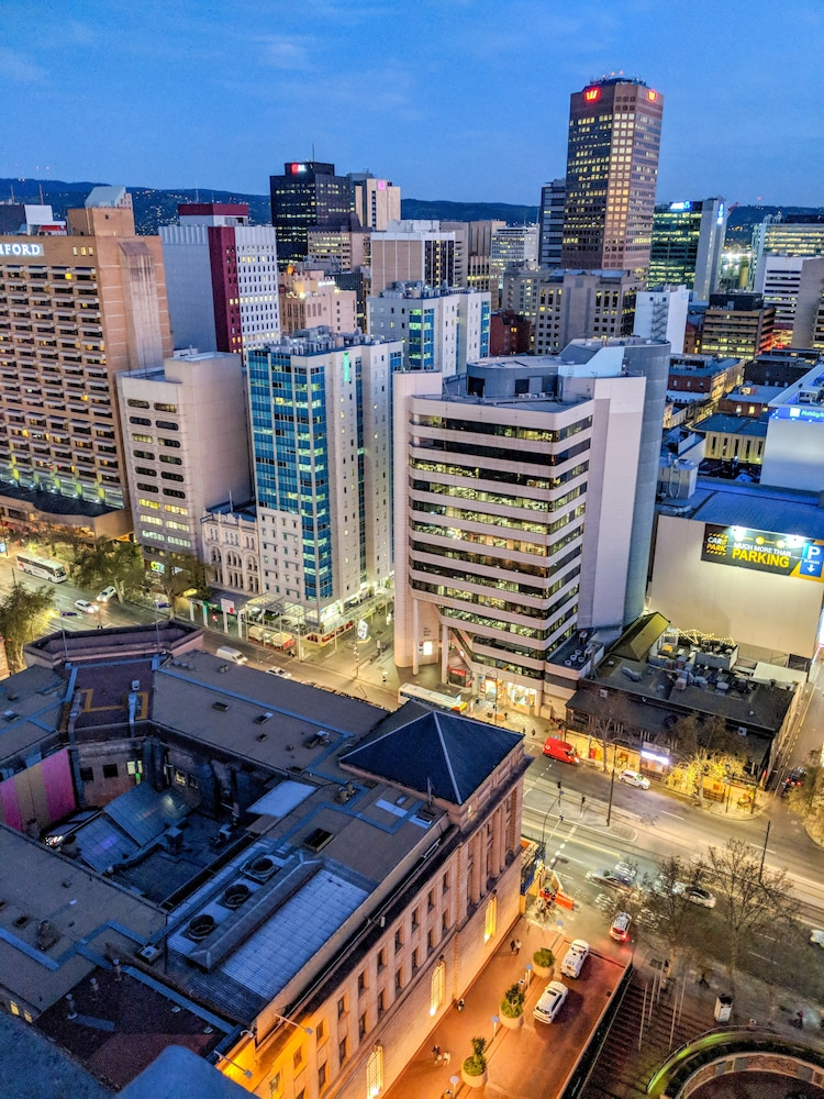 City View, InterContinental Adelaide