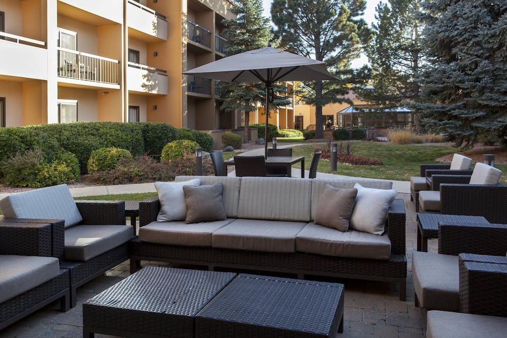 Balcony, Courtyard by Marriott Boulder