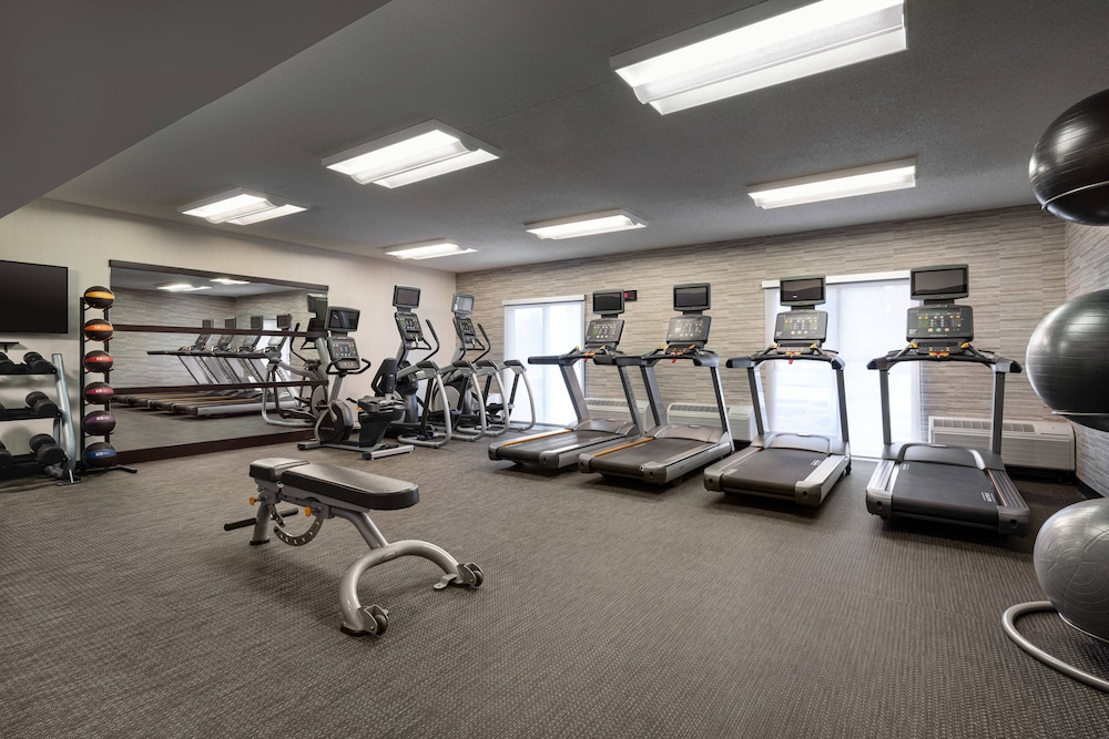 Fitness Facility, Courtyard by Marriott Boulder