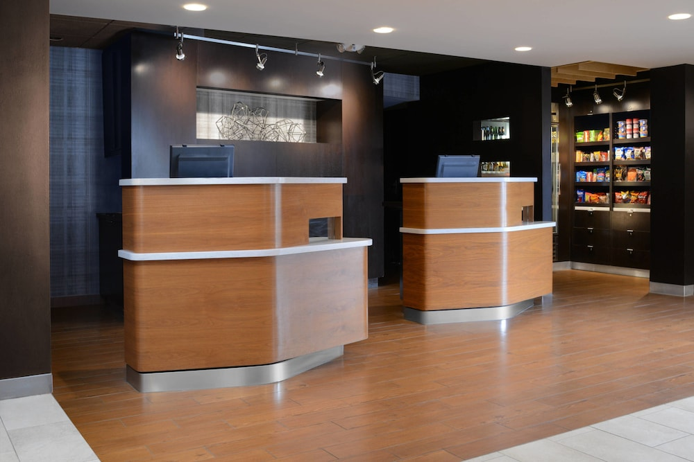 Interior, Courtyard by Marriott Boulder