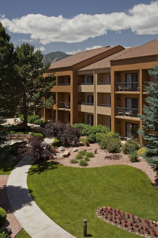 Exterior, Courtyard by Marriott Boulder