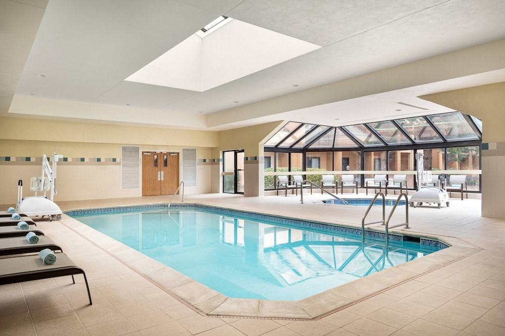 Indoor Pool, Courtyard by Marriott Boulder