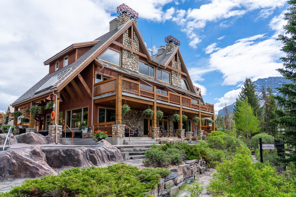 Exterior, Hidden Ridge Resort